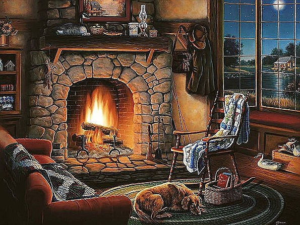 fireplace Energy